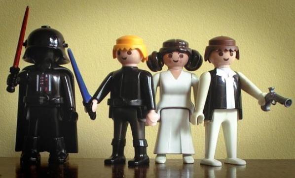 Custom Playmobil Star Wars