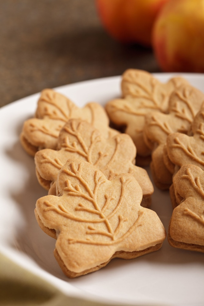 Maple Treat Maple Syrup Cream Cookies
