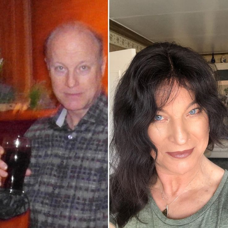 I'm 50 this year...yeah I know...3 years between pics...hormones work then? : transtimelines