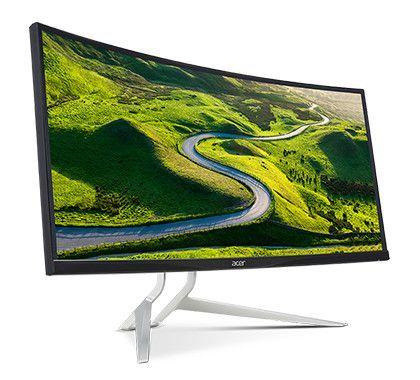 Acer XR382CQK : un moniteur PC incurvé de 37,5 pouces (Génération-NT)