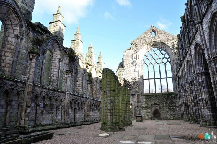 Les trésors cachés de la vieille ville d'Edimbourg