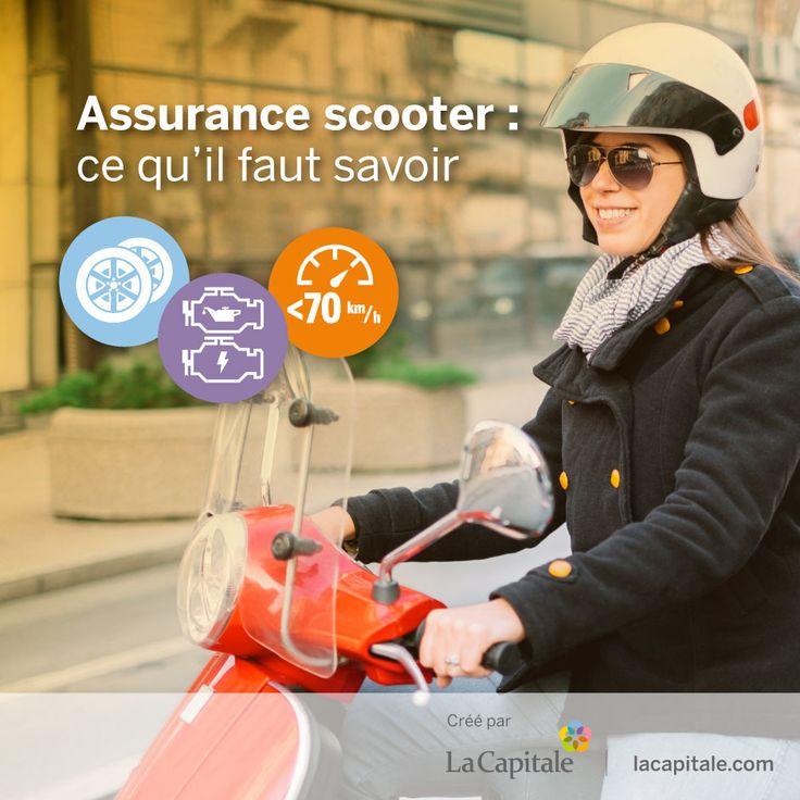 Nombreux sont les jeunes Québécois qui vivent leurs premières expériences de conduite au volant d'un scooter (cyclomoteur). Pas étonnant, puisque ce type de véhicule peut être conduit dès l'âge de 14 ans et offre une certaine liberté de déplacements. Mais avant de se lancer dans les rues, voici ce qu'il faut savoir sur le sujet et sur l'assurance scooter!
