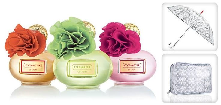 Coach perfume yum yum yum personally own them all!!!!!!!!!!!!