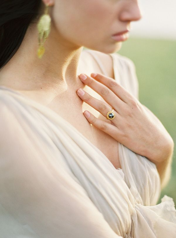 Jose Villa | Fine Art Weddings» Blog Archive » Samuelle Couture, Greek Goddess
