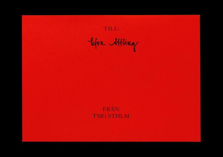 Henrik Nygren—Design — No. 11. Genre: Julhälsningar (II) VIP