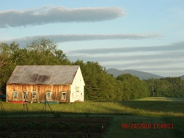 Chocorua View Farm North Conway Farmhouse Al Rustic Wedding Venuesnorth