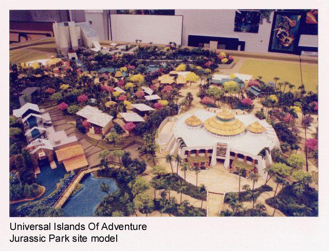 Universal Studios And Adventure Island Florida