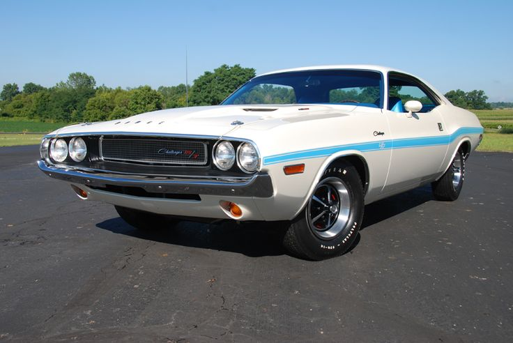 Blue Dodge Charger >> 1970 Challenger R/T with rare blue stripe | Dodge Challenger | Pinterest | Stripes, Dodge ...