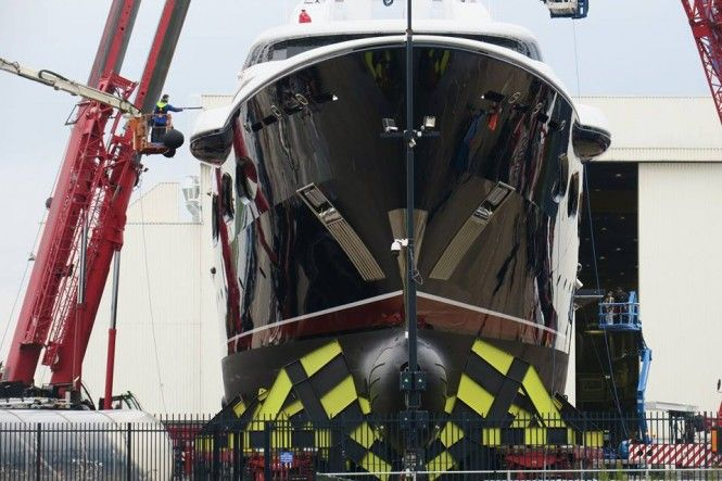 Oceanco launch 88.5 metre Yacht Y715