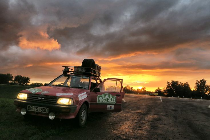 Moving on. To The Mongol Rally 2016. — The Adventurists