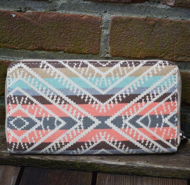 ibiza wallet / hippe portemonnee www.beadle.nl