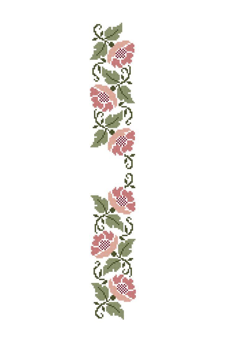 Stencil Floreale - Fiori & Giardino - DMC
