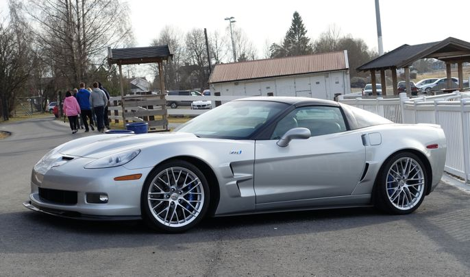 Chevrolet Corvette C6 ZR1 #Chevrolet #chevycorvette #cars #biler #carspotting