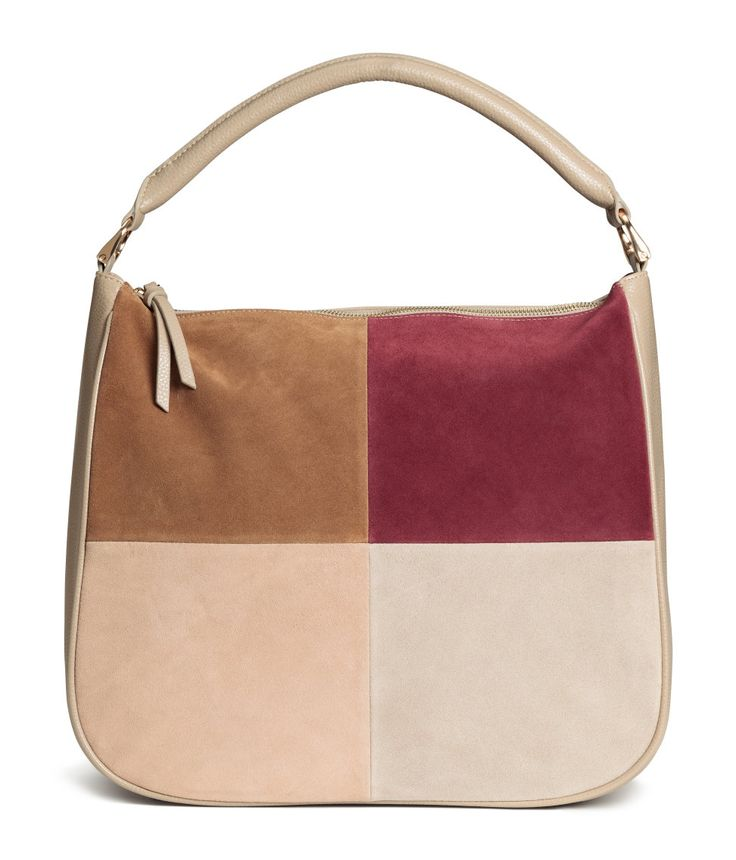 Handbag with suede details | H&M Gifts
