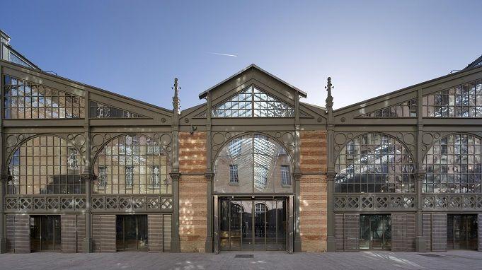 History | Carreau du Temple