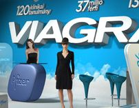 "Check out this @Behance project: ""Pfizer Viagra 3D stand"" https://www.behance.net/gallery/3310904/Pfizer-Viagra-3D-stand"