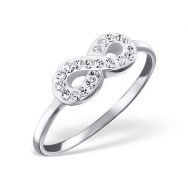 Din Nou In Stoc!! Rasfata-te cu 💎Inel Infinity Argint 925 💎! Un inel deosebit, incrustat cu 21 de Pietre Cristal, cu un design ce garanteaza obtinerea atentiei.  Pret special 🎁 93.6 lei 🎁 redus de la 117 de lei.  Comanda acum online 😘 https://www.bijuteriisiarta.ro/magazin/produs/inel-infinity-argint-925 sau telefonic📱 0730799703  #Follow #Fashion #Beauty #Shopping #Happy #Popular
