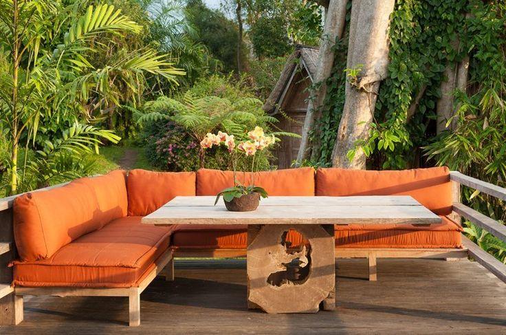 Hartland Estate Outdoor Lounge | Ubud, Bali