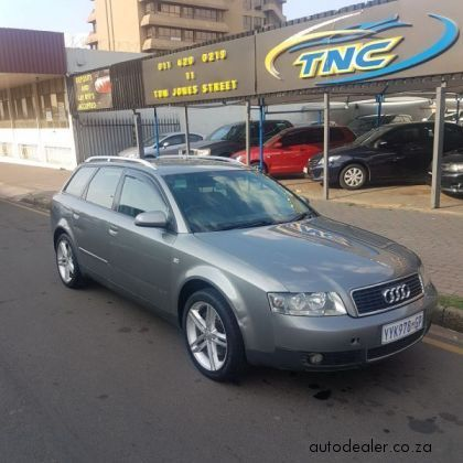 Price And Specification of Audi A4 Avant 1.8T Ambition For Sale http://ift.tt/2CZ1Byz