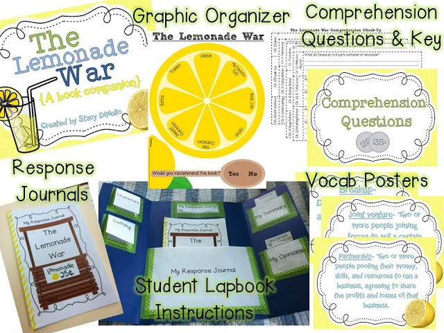 Lemonade war pdf the