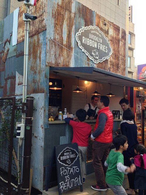 Brooklyn Ribbon Fries, Tokyo
