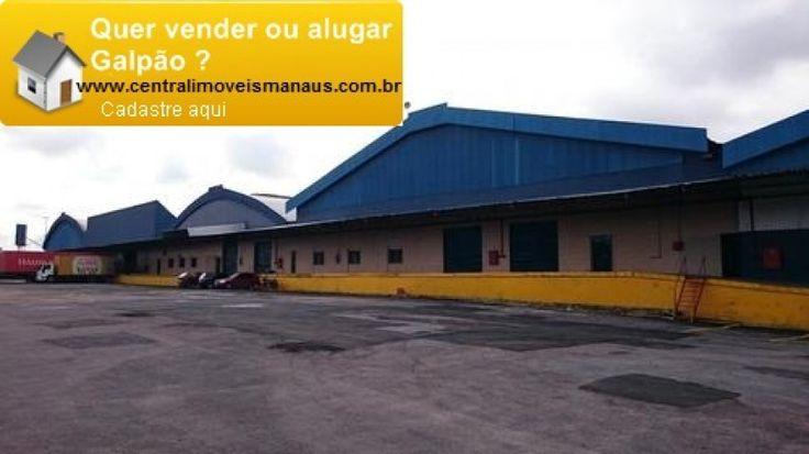 ALUGUEL DE GALPÃO NO DISTRITO INDUSTRIAL DE MANAUS | ALUGUEL DE IMÓVEIS EM MANAUS, ADMINISTRAÇÃO.