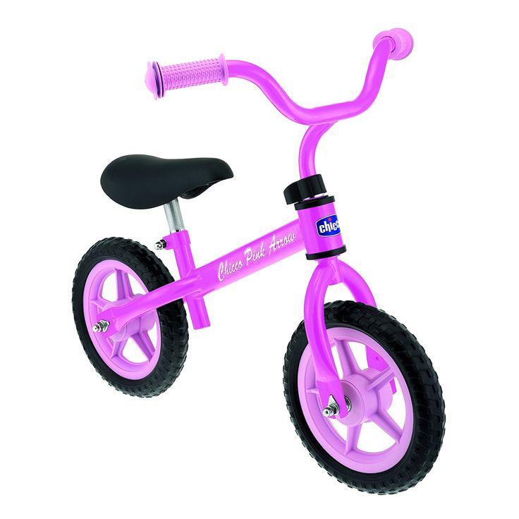 Der Spielzeugtester hat das Chicco Arrow Laufrad, pink angeschaut und empfiehlt … – Spielzeugtester