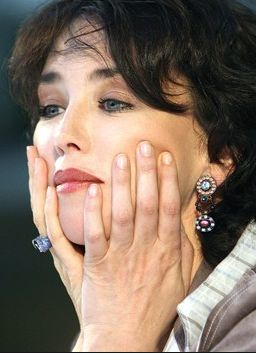 Isabelle Adjani, France, from Iryna I loved her perform in the movie Adela H as Victor Hugo's daughter !