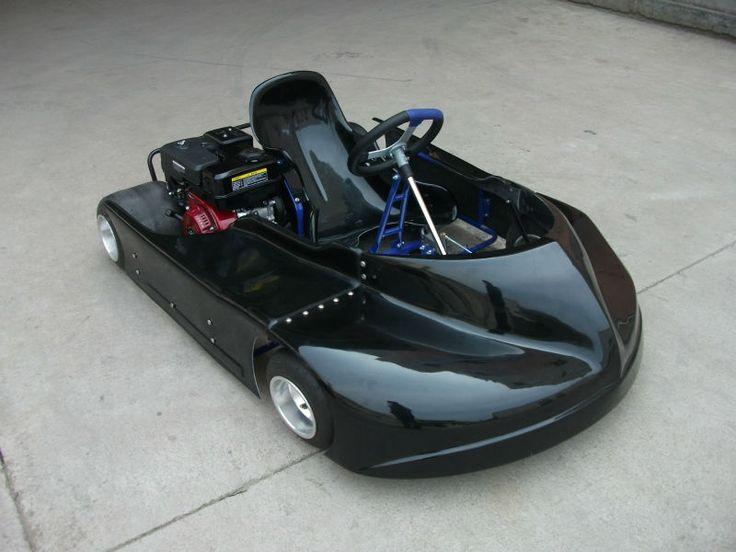 Cheap Racing Go Kart Road Rat Motors Lto Dirt Kart 6 5hp