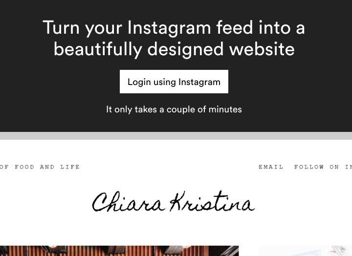Zine. Faites de votre compte Instagram un magnifique site Web – Les outils de la #veille https://outilsveille.com/2018/02/zine-faites-de-votre-compte-instagram-un-magnifique-site-web/