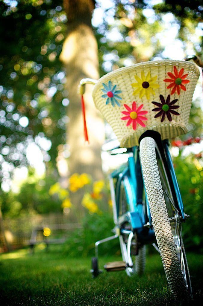I loved my flower basket