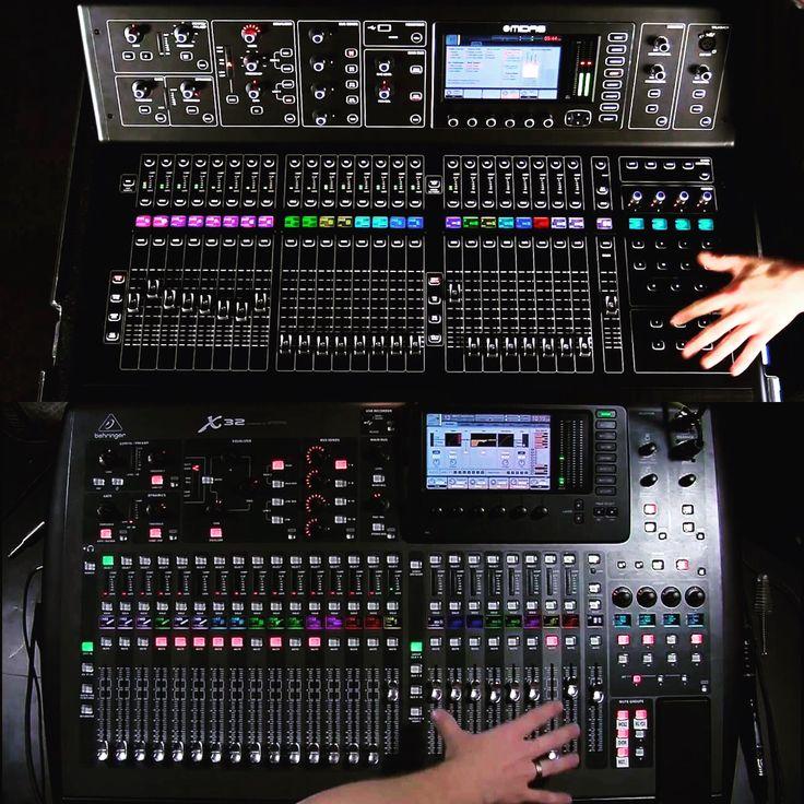 Consolas Digitales Musical Ly Producción Musical Consolas