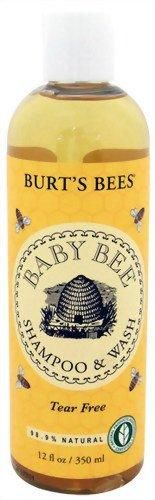 Burts Bees Baby Bee Shampoo and Wash, 12 Ounce Bottles (Pack of 3)***Natural, tear-free formula,Combines gentle cleansers from coconut and sunflower oils with enriching soy protein,Leaves baby's hair and skin silky soft,.: Babies, Bees Baby, Burts Bees, Ounce Bottles, Bottles Pack, 12 Ounce