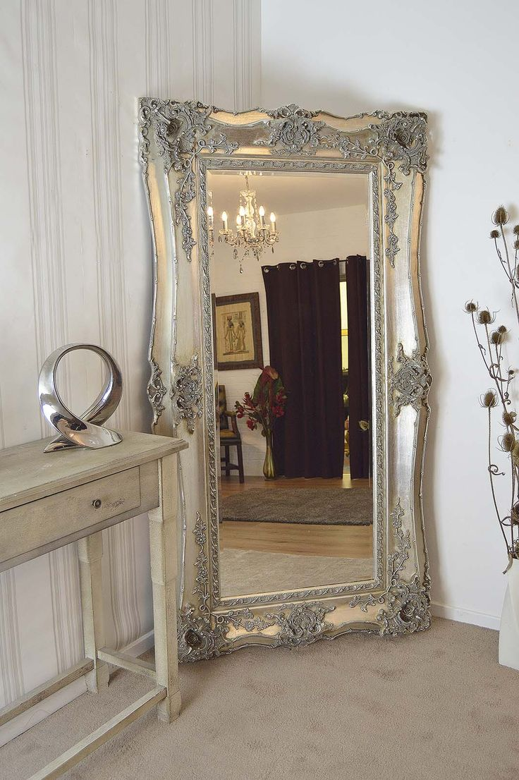 Big Wall Mirror 30 best shabby chic mirrors images on pinterest | shabby chic
