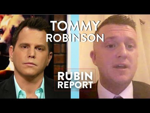 Tommy Robinson and Dave Rubin: Islam, Immigration, and Pegida (Full Interview) - YouTube