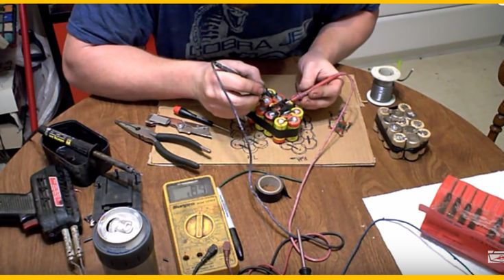This great video shows: Cordless Drill Battery Pack Rebuild for $20 or Repair for $0 All NiCad and NiMh cells