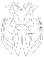 ACIII - Connor's hood nD coat patterns by ~Franky-bizarro on deviantART
