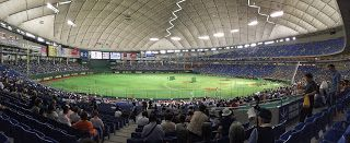 Hawaii To Tokyo!: Thee Yomiuri Giants