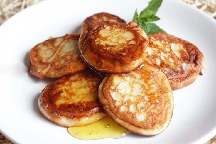 Papanași delicioși cu banană - un mic dejun perfect pentru o zi reușită! - Bucatarul