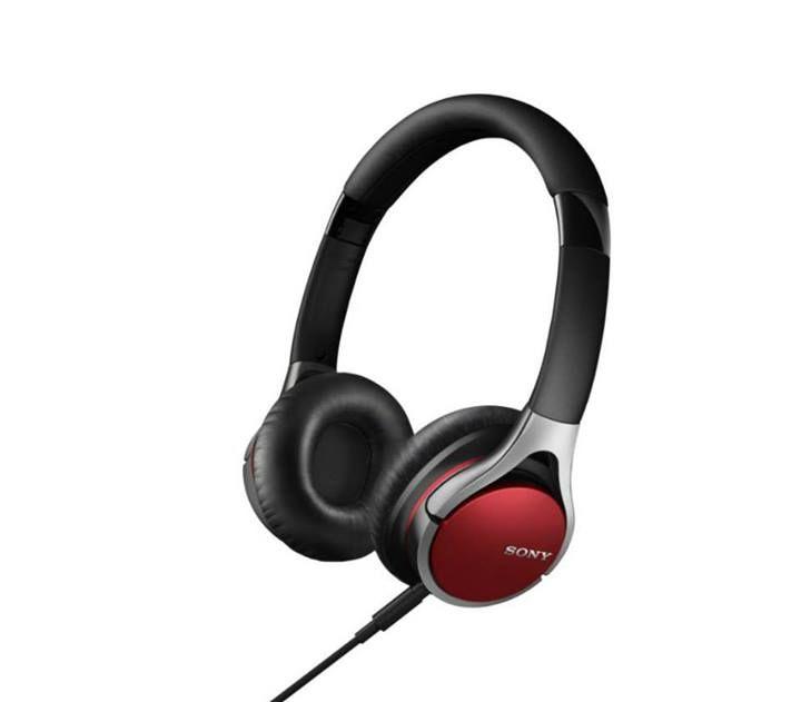 MDR-10 - Lekkie, nieduże, składane słuchawki nauszne w trzech atrakcyjnych kolorach.