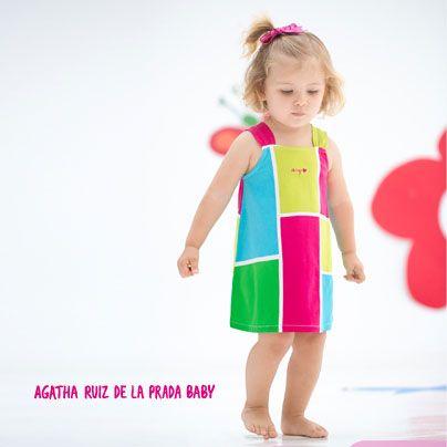 """Agatha Ruiz de la Prada Baby """"Primavera-Verano 13"""" """"Spring-Summer 13"""" #AgathaBaby agatharuizdelapra..."""
