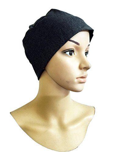 41f25ee6e169b GIRRIJA Gray Cotton CAPS Chemo Beanies Cancer CAPS Women Summer Chemo CAPS  Sleep Turban for Women