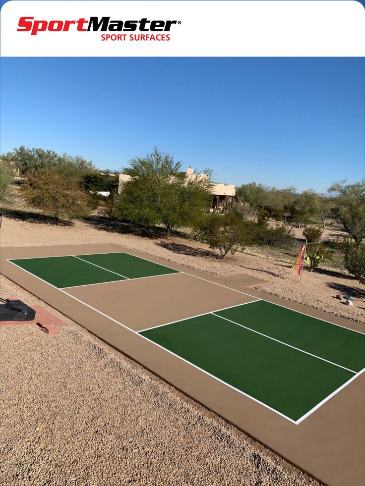 How Much Does It Cost To Build A Pickleball Court
