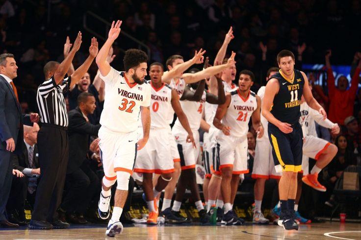 Virginia vs. West Virginia Basketball Highlights (2015-16)