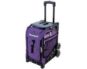 Riedell Zuca bag #roller #derby #purple #skates
