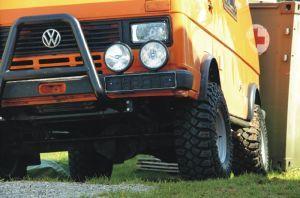 VW LT 4x4