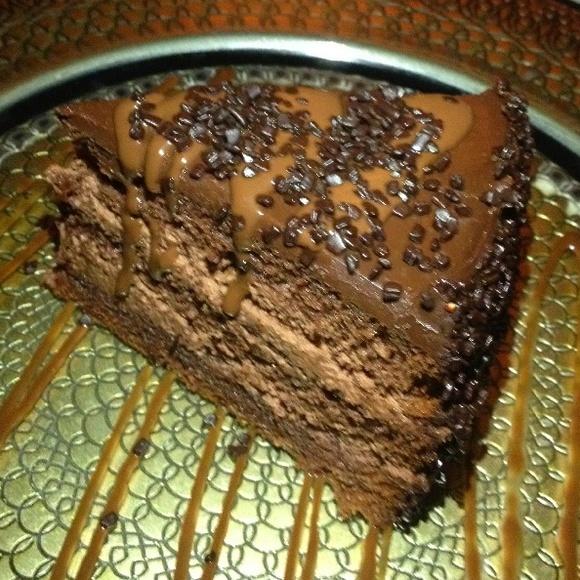 Отличный!!! Один из самых вкусных Прага тортов!!!  - Десерт Прага@Andiamo via www.dish.fm