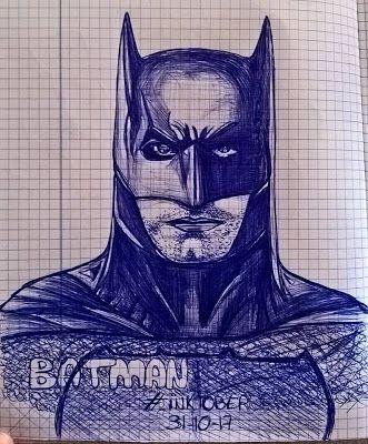 armonyann: dessin au stylo bic inktober 2017