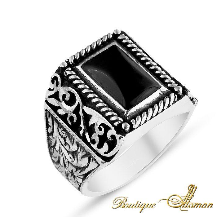 Man Cave Jewellery : Best men silver rings images on pinterest gemstone