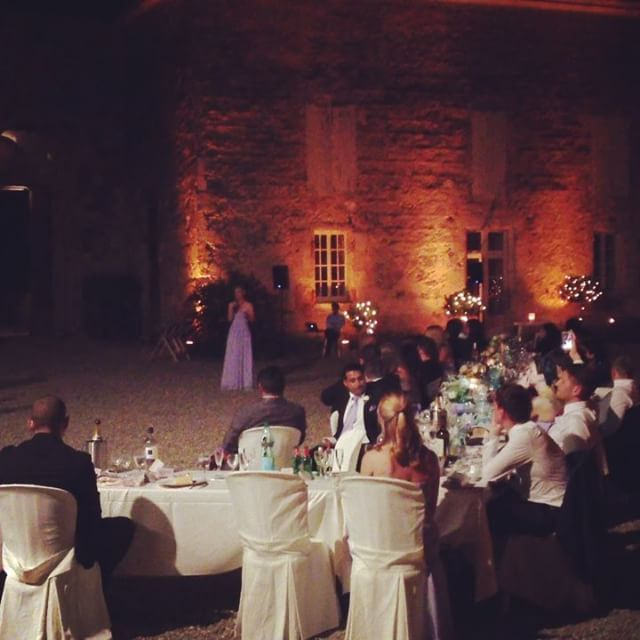 Souvenir d'un très beau mariage et d'une très belle prestation de la témoin de la mariée !! With all my love 💍 #wedding #douxsouvenir #mariage #chateaudepoudenas #poudenas #villagedefrance #mafrance #love #amour #atnight #paradise #castel #igersfrance #lotetgaronne #patrimoine #event #pourlavie #party #wonderful #monumenthistorique